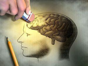 Симптомы и лечение амнезии (потери памяти)