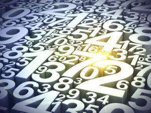 Как быстро запомнить цифры