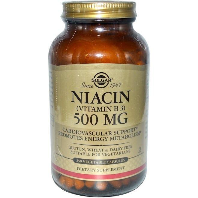 Solgar Niacin