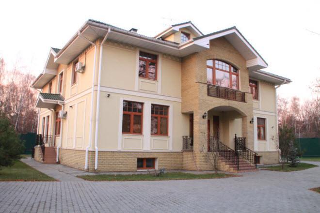Пансионат для пожилых людей Барвиха в Одинцовском районе