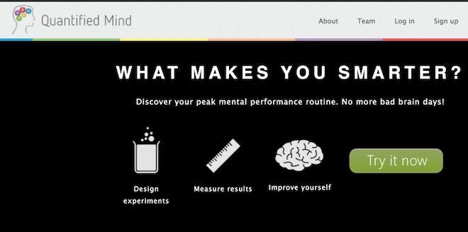 Quantified-mind