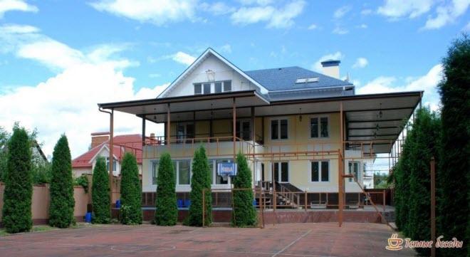 Пансионат для пожилых в Румянцево — Одинцовский район